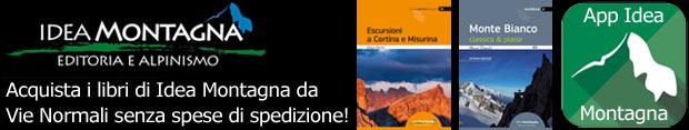 Catalogo libri Idea Montagna