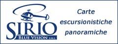 Carte escursionistiche panoramiche Sirio Blue Vision