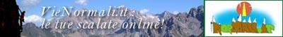VieNormali.it - Relazioni di scalate in montagna, vie normali e percorsi di montagna