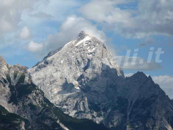 <font size='3'>Antelao visto da Cortina Ampezzo</font>