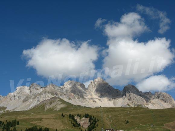 <font size='3'>Vista dal Col Margherita</font>