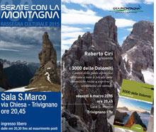 3000 delle Dolomiti a Trivignano