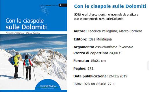 Con le ciaspole sulle Dolomiti
