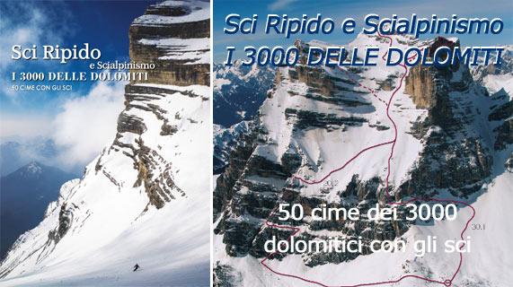 Scialpinismo 3000 Dolomiti