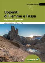 Copertina Dolomiti in Fiemme e Fassa