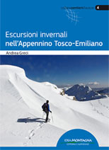 Copertina Escursioni invernali nell'Appennino Tosco-Emiliano