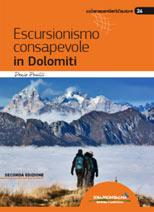 Copertina Escursionismo Consapevole in Dolomiti
