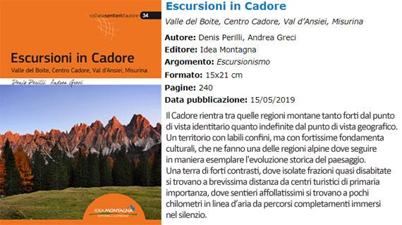 Escursioni in Cadore