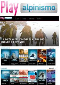 Su GazzaPlay il canale PlayAlpinismo