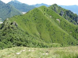 Via Normale Monte Vignole