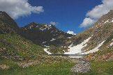 Via Normale Monte Torena - Il Torena visto dal rifugio Barbellino