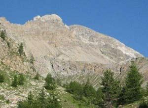 Via Normale Monte Scaletta