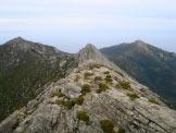 Via Normale La Galera - In Cresta