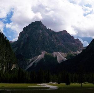 Via Normale Morgenkofel - Monte Mattina