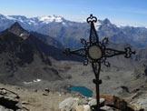Via Normale Monte Emilius - La croce di vetta