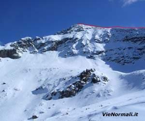 Via Normale Monte Ziolera
