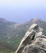 Via Normale Monte Capanne - La meravigliosa valle di Pomonte