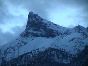 Via Normale Mont Avic
