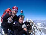 Via Normale Cervino - Via normale svizzera - Sulla cima