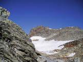 Via Normale Habicht - la cima � vicina