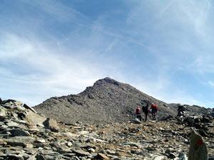 Via Normale Triangolo di Riva (Dreieck)