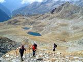 Via Normale Triangolo di Riva (Dreieck) - I laghi del Covolo