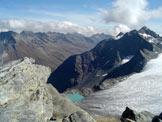 Via Normale Triangolo di Riva (Dreieck) - Panorama sul versante austriaco
