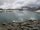 Via Normale Piz Cristallina - Il Lago di quota 2742