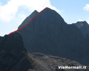 Via Normale Monte del Tonale