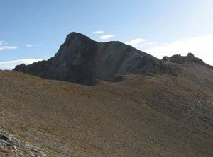 Via Normale Monte Cassorso