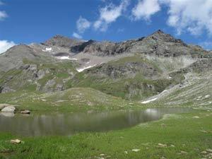 Via Normale Mont Pinter