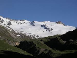 Via Normale Punta Bousson