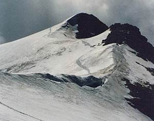 Via Normale Breithorn Centrale