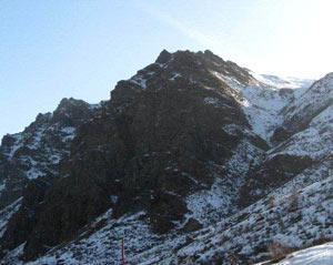 Via Normale Monte Grané