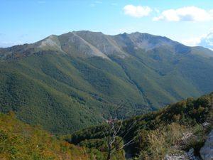 Via Normale Monte Viglio (cresta SW)