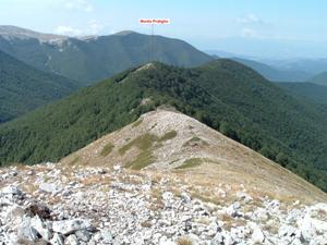 Via Normale Monte Pratiglio
