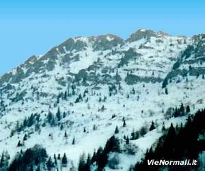 Via Normale Monte Guglielmo