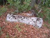 Via Normale Monte Femmina Morta - Termine n° 243 atterrato sulla Vetta di Monte Femmina Morta