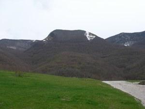 Via Normale Monte Corno