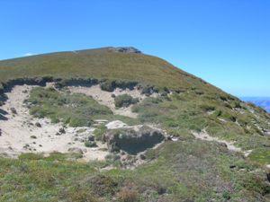 Via Normale Monte Gorzano