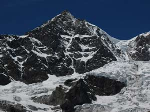 Via Normale Punta Giordani (Cresta del Soldato)