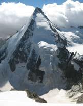 Via Normale Tete de Valpelline - La Dent d�Herens dalla vetta