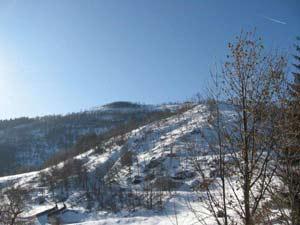 Via Normale Monte Alpet