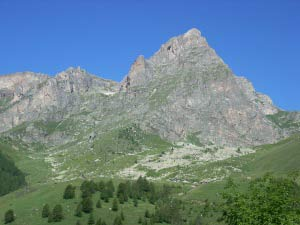 Via Normale Monte Chersogno