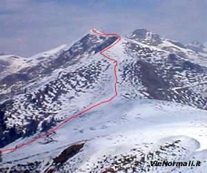 Via Normale Monte Telegrafo