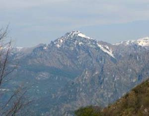 Via Normale Monte Zingla
