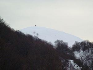 Via Normale Monte Ferraro