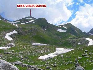 Via Normale Cima Venacquaro