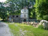 Via Normale Cima Venacquaro - La Masseria Cappelli in ristrutturazione, quota 1262 m
