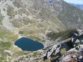 Via Normale Monte Mucrone-Ferrata del Limbo - Il Lago Mucrone.